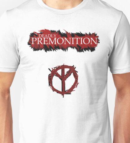Deadly Premonition Unisex T-Shirt