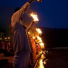 Rishikesh: The Arti by Dinni H