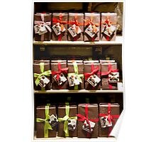 Coffee Beans....Chocolate Poster