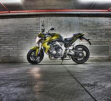 Love that bike - Honda CB1000R by Michael Tuni