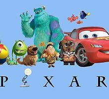 Pixar Posse by squizz