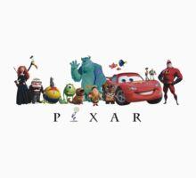 Pixar Posse Kids Clothes