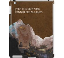 The Fellowship of the Ring inspired design (2). iPad Case/Skin
