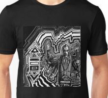 Vincent Christ plays the theremin and discovers time travel Unisex T-Shirt