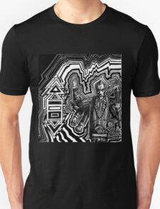 Vincent Christ plays the theremin and discovers time travel T-Shirt