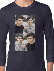 Japhan Selfie Long Sleeve T-Shirt