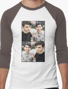 Japhan Selfie Men's Baseball ¾ T-Shirt