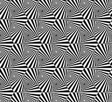 Triangular Tessellation by DrunkTuxedo