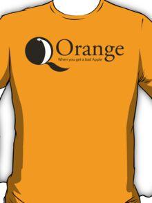 Orange Mono T-Shirt