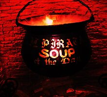 """When life is a """"y"""" in my chicken soup  by Alicia R. Bernal"""