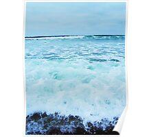 Take Me Away - Ocean Beach Poster