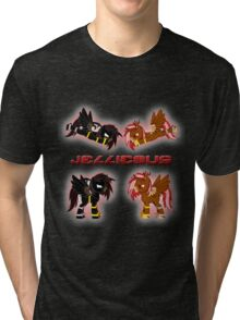 MLP JELLICOUS [transparent] Tri-blend T-Shirt