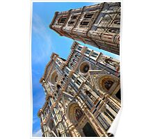 Duomo - Gothic Masterpiece V Poster