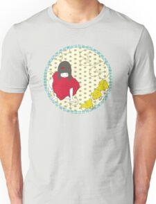 Sarah and her chicks Unisex T-Shirt