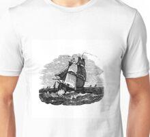 SAILING SHIP Unisex T-Shirt