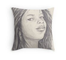 YOUR PULLING MY LEG ! Throw Pillow