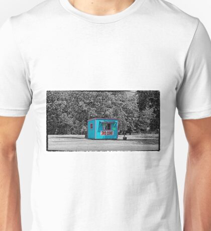Sno Cone Stand Unisex T-Shirt