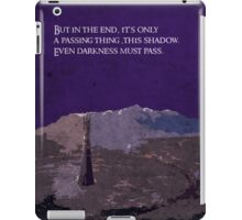 The Two Towers inspired design (2). iPad Case/Skin