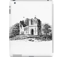 PEACEFUL RUINS iPad Case/Skin