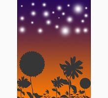 Flowers at Sunset Unisex T-Shirt