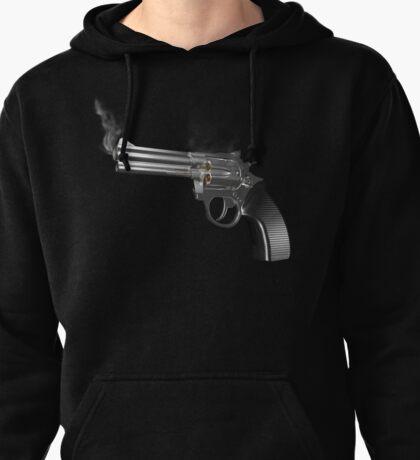 Smoking gun Pullover Hoodie