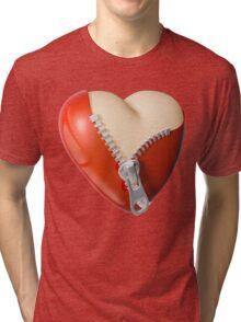 Revealing love Tri-blend T-Shirt