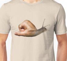 Surreal snail Unisex T-Shirt