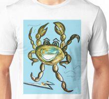 Crab Ham - Laughs a Minute!  Unisex T-Shirt