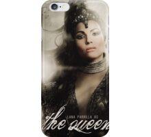 Movie Poster Style - Regina / Lana iPhone Case/Skin