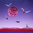 Moon Dance by Rainer Kozik