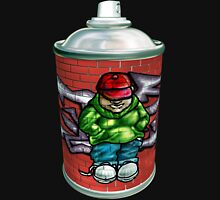 Graffiti art aerosol can Hoodie