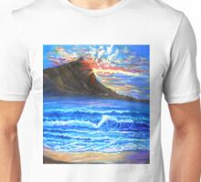 Diamond Head Sunglow Unisex T-Shirt