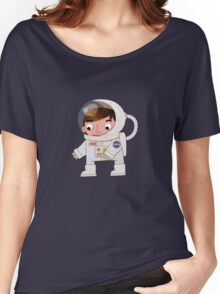 Spaceboy Women's Relaxed Fit T-Shirt