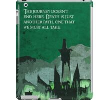 The Return of the King inspired design (2). iPad Case/Skin