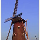 Wind mills are hot by foppe47
