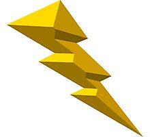 Lightning Bolt Photographic Print