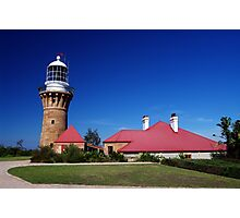 Barrenjoey Head Lighthouse  Photographic Print
