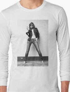 Woman ! Long Sleeve T-Shirt