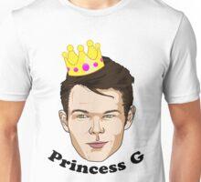 Princess G - Black Text Unisex T-Shirt