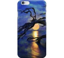 Quiet Thoughts (All proceeds from this work will go for Lyme Disease Research.) iPhone Case/Skin