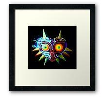 Majora's Mask - Twilight Princess Framed Print