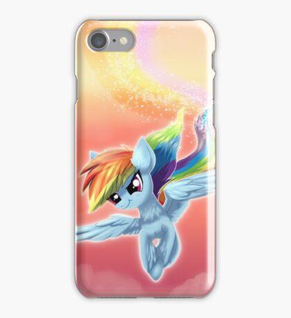 Sunset Rainboom iPhone Case/Skin