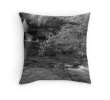 Ricochet Falls (version VI) Throw Pillow