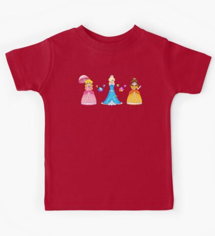 Super Mario Girls Kids Tee
