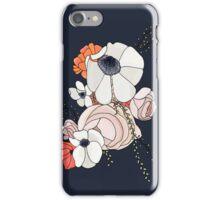 Many Anemone iPhone Case/Skin