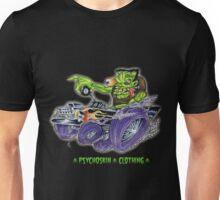 Frankenstein Dragracer Unisex T-Shirt