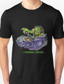 Frankenstein Dragracer T-Shirt
