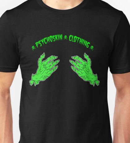 Zombie groping hands! Unisex T-Shirt