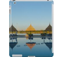 Swim team  iPad Case/Skin