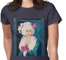 Luisa Todi - Remembered across the centuries Womens Fitted T-Shirt